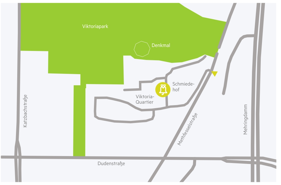 Webseite Karte neu VQ